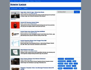 rumus-ilmiah.blogspot.com screenshot