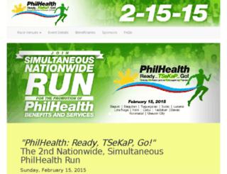 run2015.philhealth.gov.ph screenshot