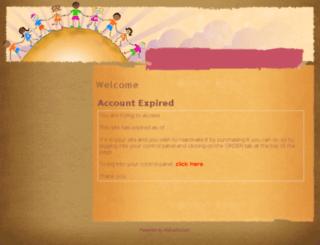 run4theirlives.myevent.com screenshot