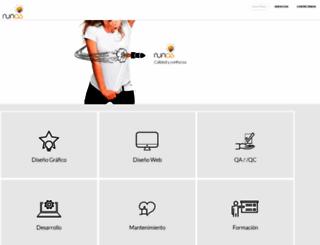 runas.es screenshot