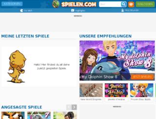 runescape.spielen.com screenshot