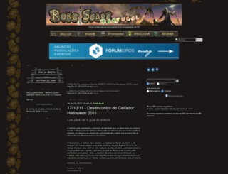 runescapeportugal.forumeiros.com screenshot