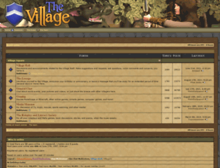 runevillage.com screenshot