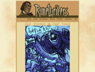 runewriters.com screenshot