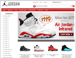 runjordans.com screenshot