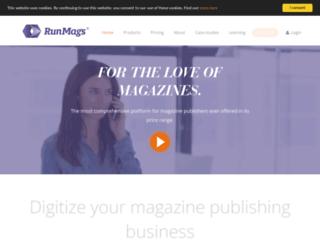 runmags.com screenshot