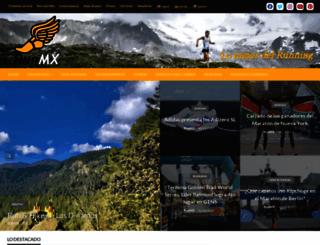 runmx.com screenshot