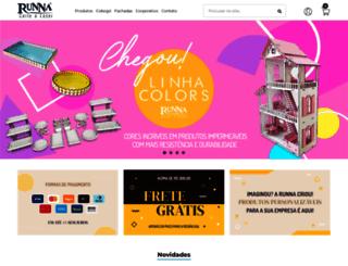 runnalaser.com.br screenshot
