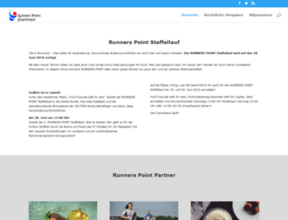runnerspoint-staffellauf.de screenshot