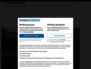 runnersworld.de screenshot