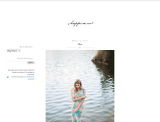 runningonhappiness.blogspot.com screenshot