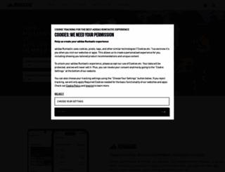 runtastic.com screenshot