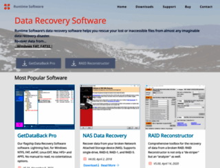 runtime.org screenshot
