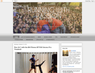 runwitme.blogspot.com screenshot
