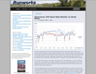 runworks.com screenshot