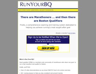 runyourbq.com screenshot