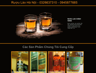 ruoulaohanoi.blogspot.com screenshot
