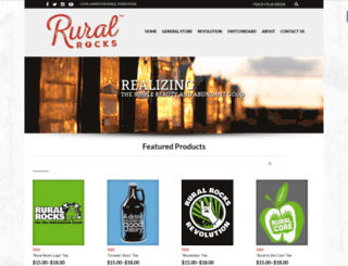 rural-rocks.com screenshot