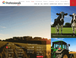 rural.hubcloud.com.au screenshot