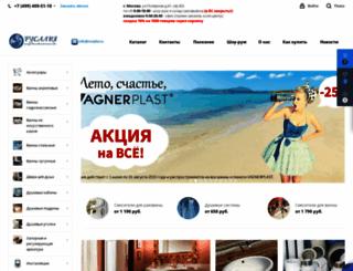 rusalia.ru screenshot