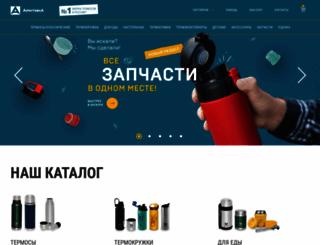 rusarctica.ru screenshot