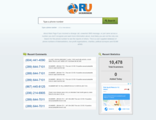 ruscammer.com screenshot