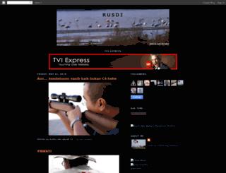 rusdimas.blogspot.com screenshot
