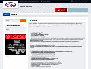 ruselt.energoportal.ru screenshot