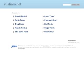 rushara.net screenshot