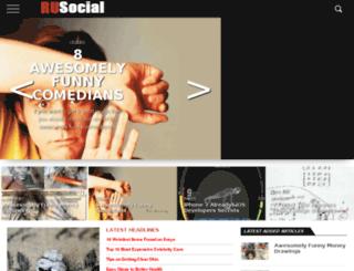 rusocial.org screenshot