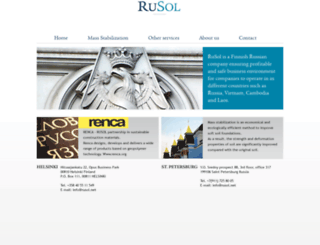 rusol.net screenshot