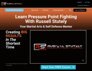 russellstutely.com screenshot