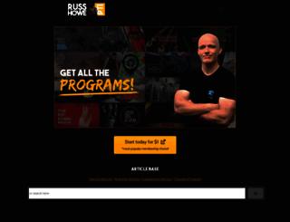 russhowepti.com screenshot