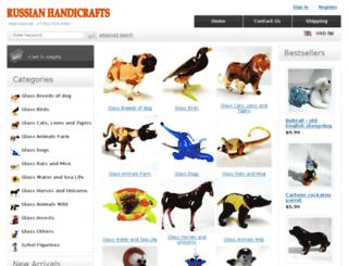 russian-handicrafts.com screenshot