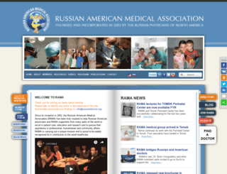 russiandoctors.org screenshot