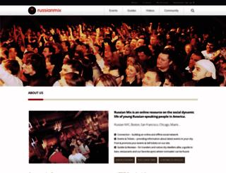 russianmix.com screenshot