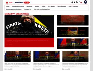 russland.tv screenshot