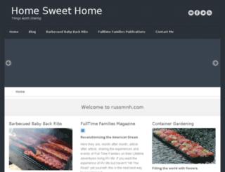 russmnh.com screenshot