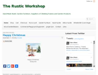 rusticplayland.com screenshot