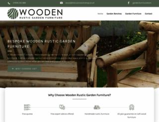 rusticwoodland.com screenshot