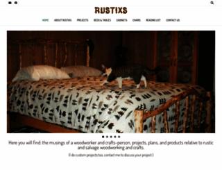 rustixs.com screenshot
