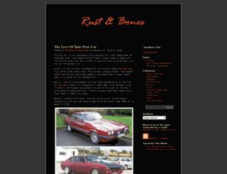 rustnbones.wordpress.com screenshot