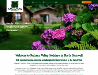 ruthernvalley.com screenshot