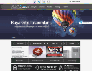 ruyadizayn.com screenshot