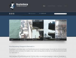 ruytenberg.nl screenshot