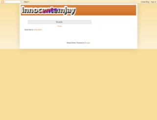 ruzmarinke.blogspot.com screenshot