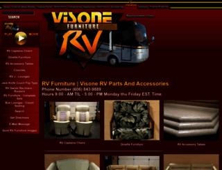 rvfurniture.visonerv.com screenshot