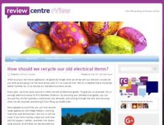rview.reviewcentre.com screenshot