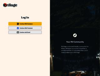 rvillage.com screenshot