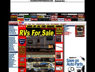 rvsforsale.internetrader.com screenshot
